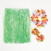Luau Party Wear Economy Childs Hula Kit Image