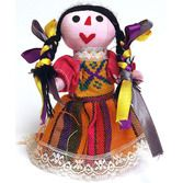 Cinco de Mayo Decorations Large Indita Doll Image
