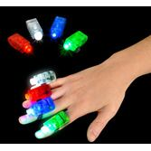 Favors & Prizes Light Up Finger Beams Image