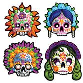 Day of the Dead Decorations Day of the Dead Masks Image