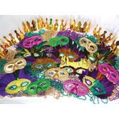 Mardi Gras Party Kits Mardi Gras Party Kit for 50 Image