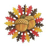 Thanksgiving Decorations Hanging Acorn Decoration Image
