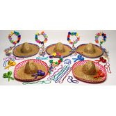 Cinco de Mayo Party Kits Deluxe Fiesta Party Kit for 10 Image