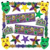 Mardi Gras Decorations Mardi Gras Decorating Kit Image