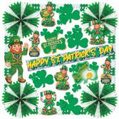 St. Patrick's Day Decorations St. Patrick's Decorating Kit Image