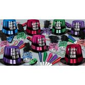 New Years Party Kits Multicolor Entertainer for 50 Image