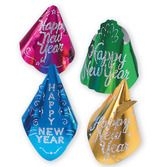 New Years Hats & Headwear Happy New Year Glittered Hat Image