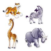 Jungle & Safari Decorations Jungle Animal Cutouts Image