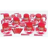 New Years Party Kits Scarlet Sensation for 50 Image