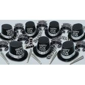 New Years Party Kits Black Tie for 25 Image