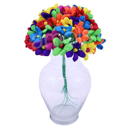 Cinco de Mayo Decorations Terecitas Flowers Image