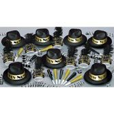 New Years Party Kits Gold Roaring 20s for 50 Image