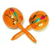 Cinco de Mayo Favors & Prizes Orange Maracas Image