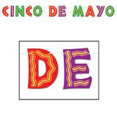 Cinco de Mayo Decorations Cinco de Mayo Streamer Image