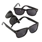 Fifties Party Wear Black Sunglasses Image