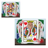 Casino Decorations Royal Flush Photo Prop Image