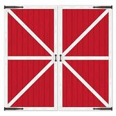 Western Decorations Barn Door Props Image
