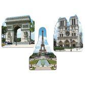International Decorations French Cutouts Image