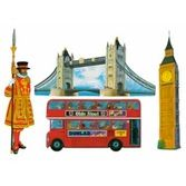 International Decorations British Cutouts Image