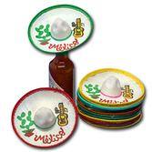 Cinco de Mayo Decorations Mini Mexico Sombreros (Dozen) Image