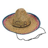 4d070dcdf7212 Cinco de Mayo Hats   Headwear Child s Straw Sombrero Image