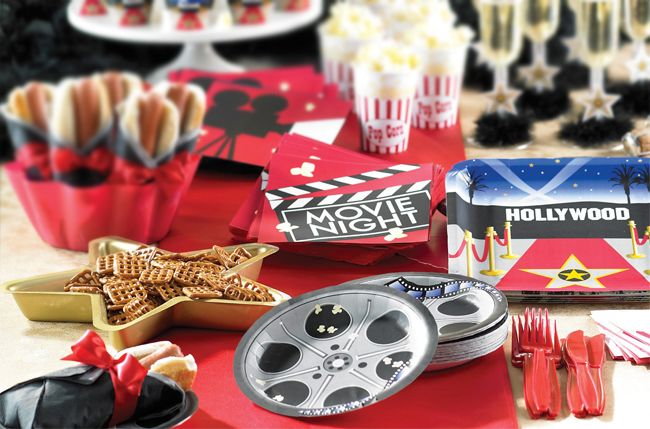 hollywood theme party supplies at amols fiesta party supplies