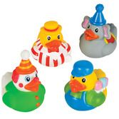 Favors & Prizes Carnival Rubber Duckies Image