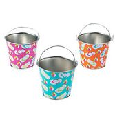 Luau Favors & Prizes Bright Beach Pail Image