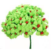 Cinco de Mayo Decorations Light Green Terecita Flowers Image