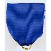 Fiesta Favors & Prizes Blue Ribbon Drape Image