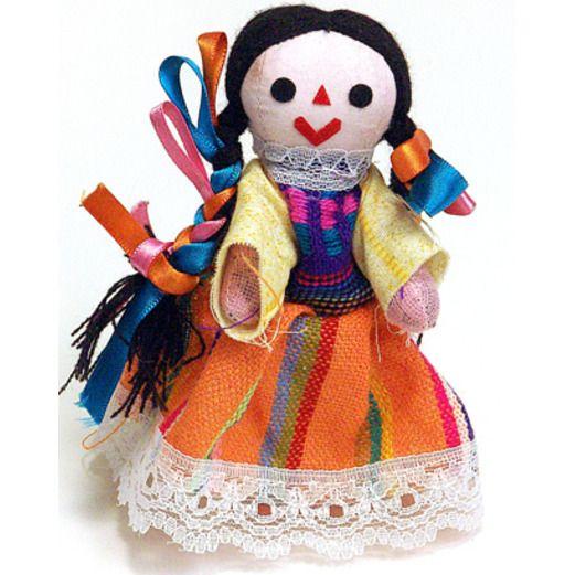 Small Indita Doll