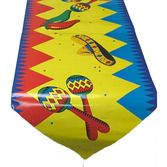 Cinco de Mayo Table Accessories Fiesta Table Runner Image