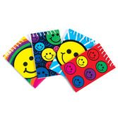 Favors & Prizes Smile Notepads Image