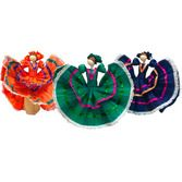 Cinco de Mayo Decorations Extra Large Folklorico Dancer Image