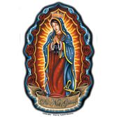 Favors & Prizes Virgin de Guadalupe Sticker Image