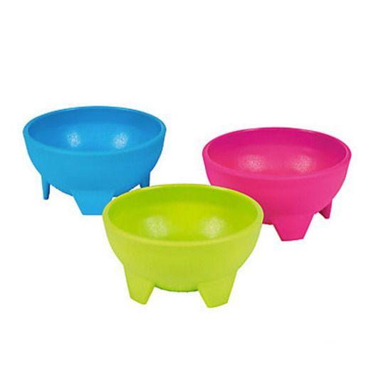 Fiesta Table Accessories Guacamole Bowls Image