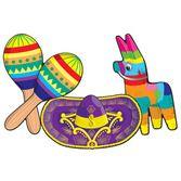 Cinco de Mayo Decorations Fiesta Cutouts Image