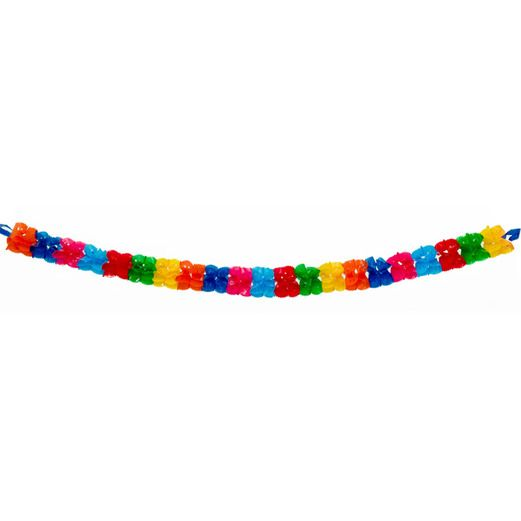 Cinco de Mayo Decorations Multicolor Plastic Fiesta Garland Image