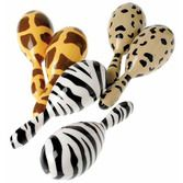 Jungle & Safari Favors & Prizes Safari Print Maracas Image