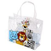 Jungle & Safari Gift Bags & Paper Zoo Animal Tote Bags Image
