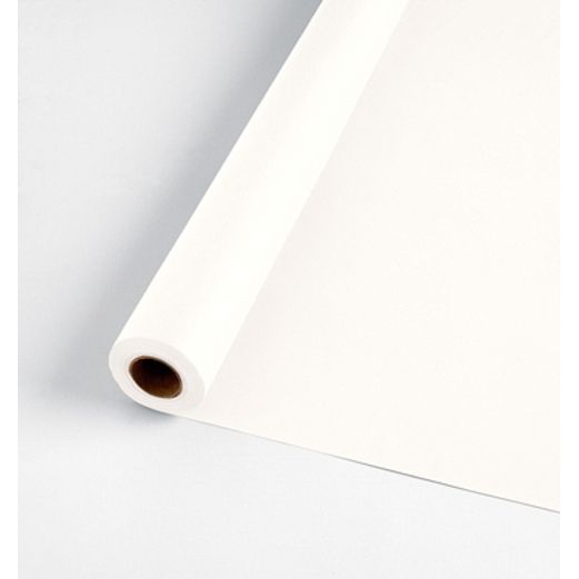 Wedding Table Accessories 100' Table Roll White Image