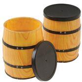 Western Favors & Prizes Mini Western Barrels Image