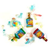 New Years Decorations Champagne Party Poppers Image