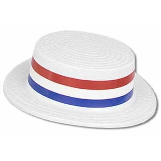 4th of July Hats & Headwear Patriotic Skimmer Image