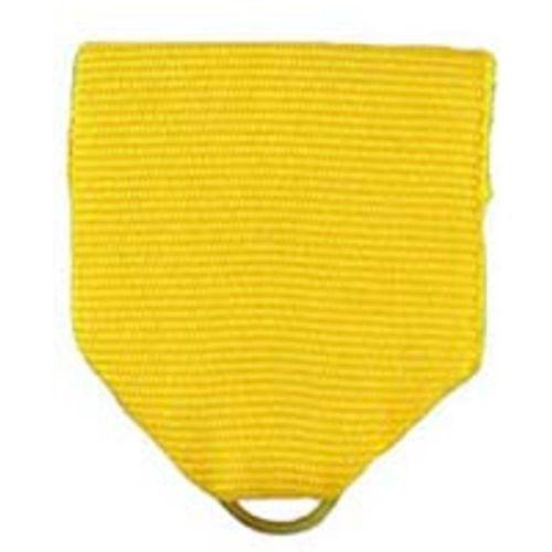 Yellow Ribbon Drape