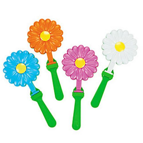 Daisy Shaped Hand Clappers