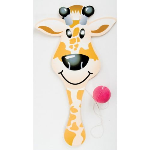 Zoo Animal Paddle Balls