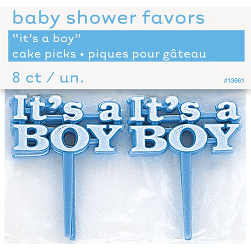 """""""It's A Boy"""" Picks"""