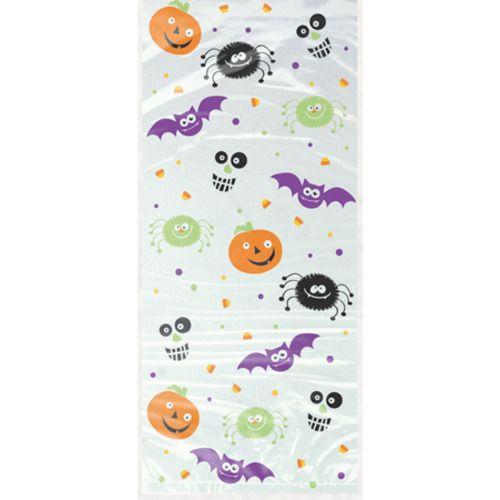 Spooky Smile Cello Bags
