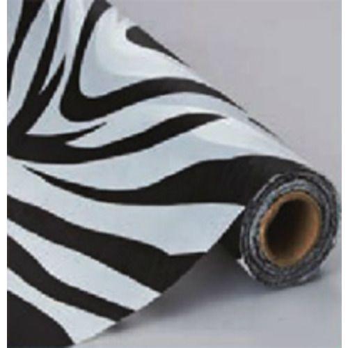 Zebra Table Roll